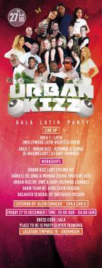 27-12-2019 - Urban Kizz - Gala Latin Party!